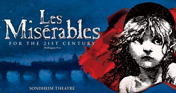 Les Miserables, Sondheim Theatre, London