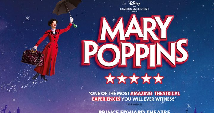 Mary Poppins, Prince Edward Theatre, London