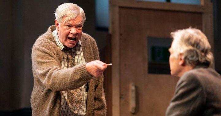 Alan Bennett's 'The Habit of Art', starring Matthew Kelly, Streaming 26th March