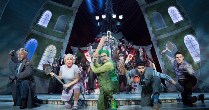 Free to Stream* – Wind in the Willows at The London Palladium