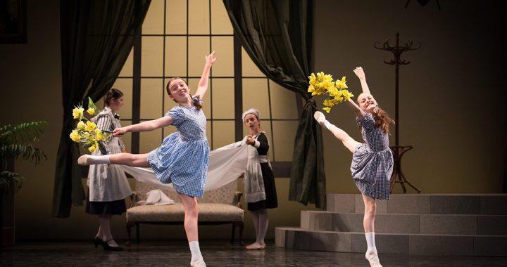 Ballet Shoes: Free Stream from London Children's Ballet