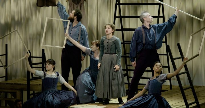 National Theatre at Home: Jane Eyre Free Stream 9th – 16th April