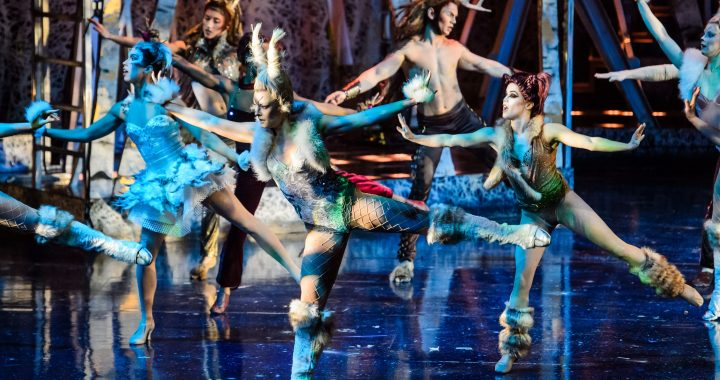 Cirque du Soleil: Weekly hour long shows – Free to Stream