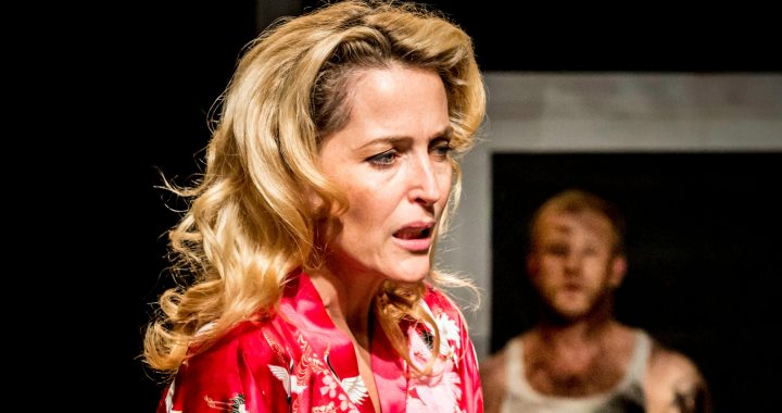 NT At Home: Young Vic's A Streetcar Named Desire w/ Gillian Anderson