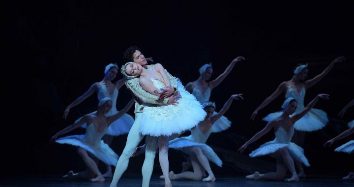 English National Ballet at Home: Swan Lake