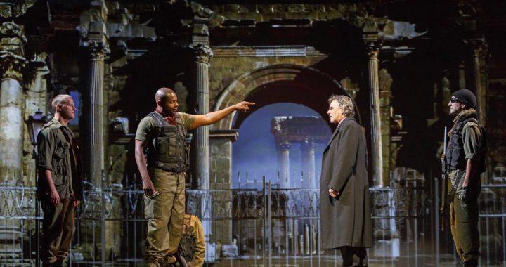 Free to Stream: Shakespeare's Coriolanus