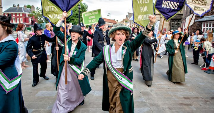 Everything is Possible: The York Suffragettes