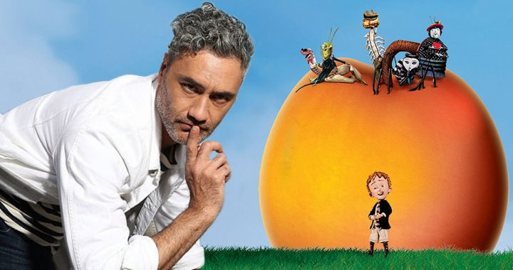 Watch Taika Waititi's All-Star Reading of James and the Giant Peach