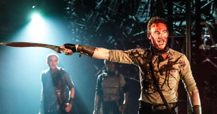NT at Home: Donmar Warehouse's Coriolanus with Tom Hiddleston