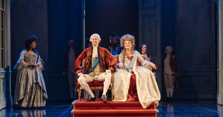 NT at Home: Nottingham Playhouse's The Madness of George III